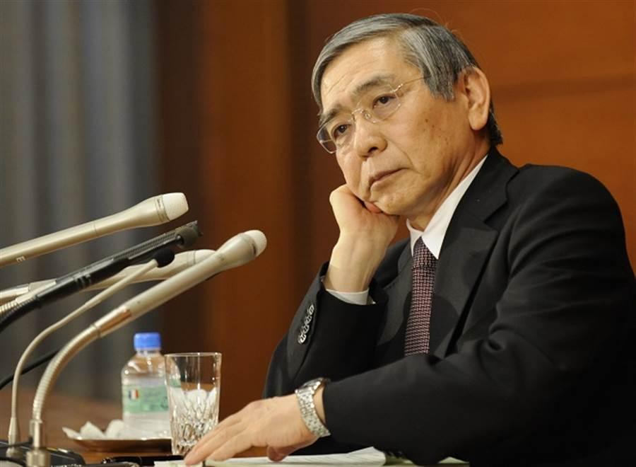 圖為日本央行總裁黑田東彥。(新華社資料照)