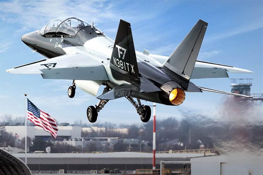 波音T-7教練機已完成80%的飛行測試。(圖/波音)
