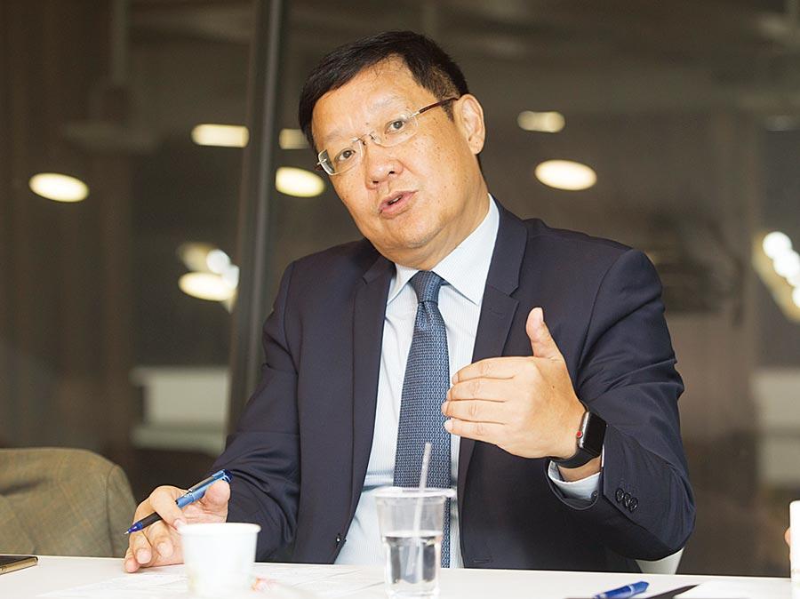 前駐紐西蘭大使介文汲表示,《香港國安法》的執行單位是港府,北京政府絕不能插手,否則會引來批評。(杜宜諳攝)