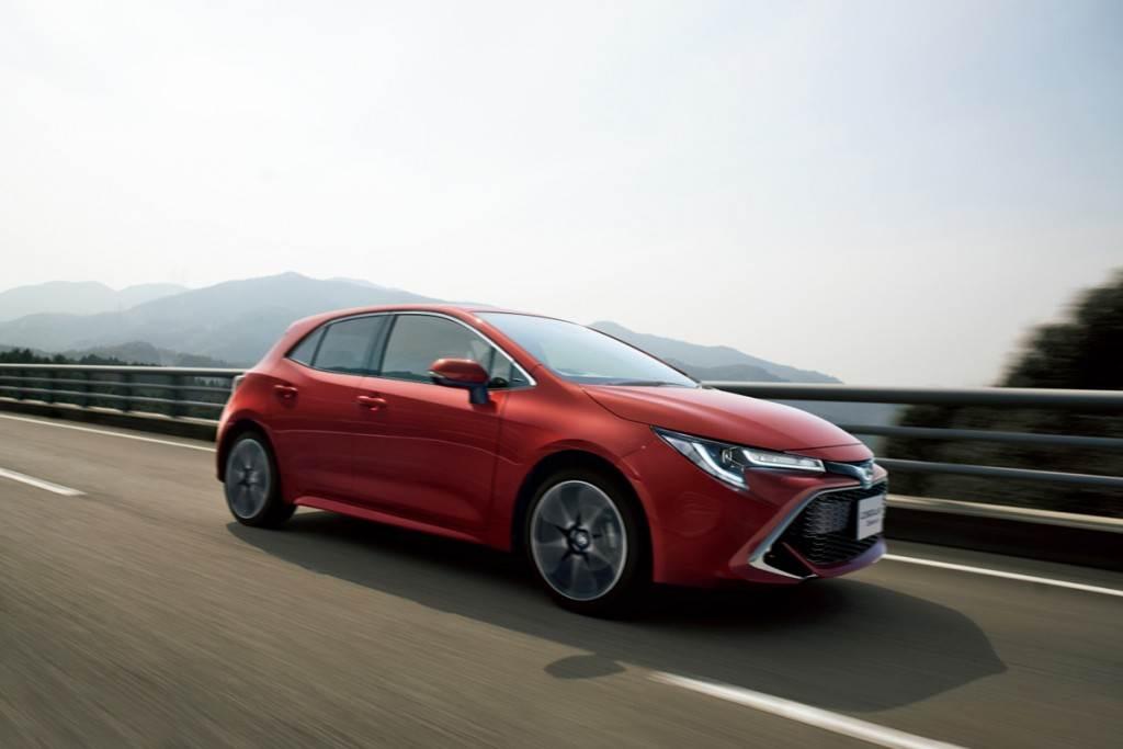 Toyota將Auris全球正名 Corolla Sport日規廠徽就是潮!