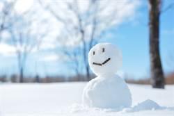 浴室出現神秘「小雪人」沖水也不融化  網驚:雪寶?