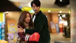 陳妤、曹佑寧在百貨公司飛奔 開心直呼好像拍特務片