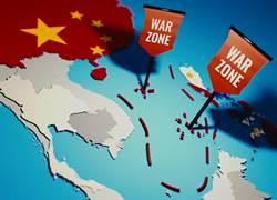 美力挺南海主權遭陸侵犯國 暗示「外交支持非武力」