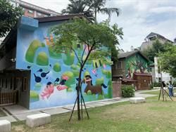 南崁兒童藝術村的背後 長達7年的陳抗