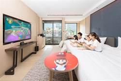 搶暑假親子住房商機 礁溪寒沐酒店攜手任天堂打造瑪利歐兄弟主題房