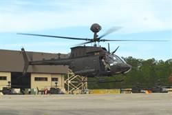 陸軍OH-58D直升機 兩年發生3起事故