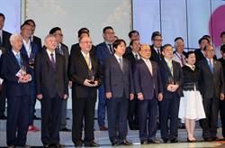 工具機口罩國家隊感恩會 表彰國家困難時同舟共濟守護台灣