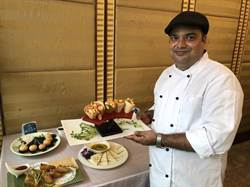 聖華宮推印度料理盛夏饗宴 不一樣的蔬食體驗