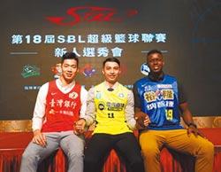 SBL選秀會 九太李漢昇當狀元
