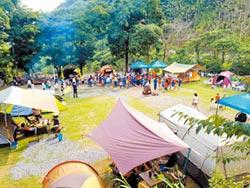大埔營地裝熱水器 公所年收12萬