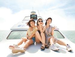 攬兩岸風光 金門遊艇今年最夯