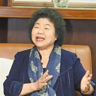 監院人事明投票 陳菊聲明:我會用餘生守護台灣維護人權