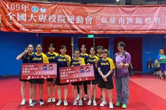 嘉藥球隊傳佳績 成功取得全大專運總決賽門票