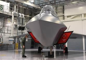 想得美!英「暴風」6代戰機做電動夢 專家潑冷水