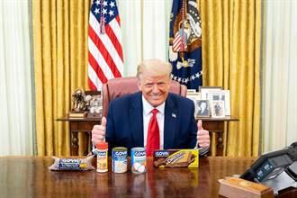 美國疫情鋪天蓋地 川普忙著幫鐵粉的公司賣豆子