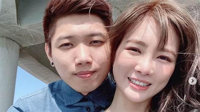 舒子晨和阿尺公開戀情3個月。(圖/IG@youtubeyr)