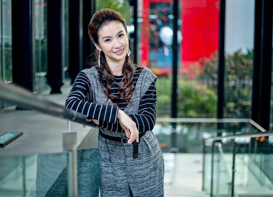 陳小菁近期演紅台劇《炮仔聲》的「蔡韻如」,人氣跟著扶搖直上。(圖/本報系資料照片)