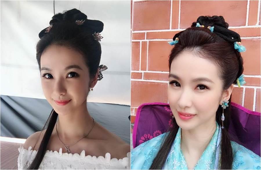陳小菁擁「戲說一姊」的美名。(圖/取材自陳小菁臉書)