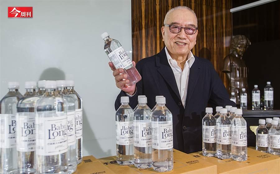 「不要追錢,要讓錢追你」身價176億陳武剛 為了賣水買下一座山(圖/今周刊提供)