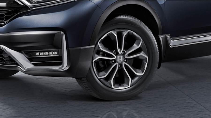 外觀比照美規車型,配備新增全景天窗、Qi無線充電板等,Honda CR-V 亞大規格小改款亮相!