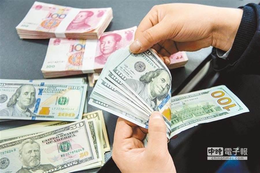 日媒報導,美國可能威脅切斷對大陸銀行的美元供給。(資料照)