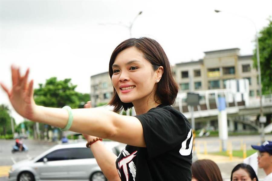 國民黨高市長補選候選人李眉蓁。(取自李眉蓁臉書)