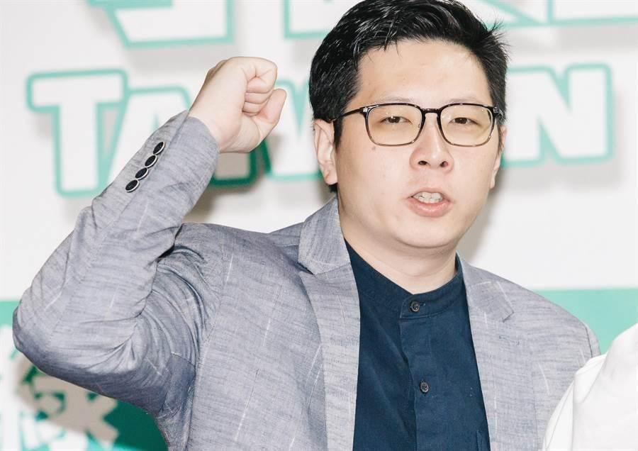 桃園市議員王浩宇。(圖/資料照)