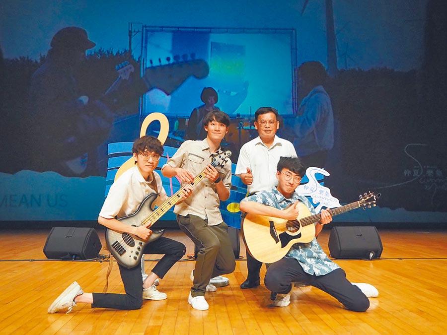 基隆市仲夏樂集將於17日在海洋音樂祭登場。(基隆市政府提供/吳康瑋基隆傳真)