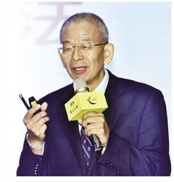 臺北大學企業永續發展研究中心主任詹場:最終願景金融與美好社會