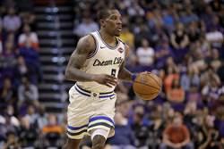 NBA》公鹿也遇麻煩 布雷索新冠檢測陽性