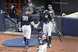 MLB》洋基傷兵緩解 賈吉與田中將大回歸