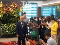 香港國安法實施  蘇揆:政府歡迎港資