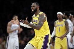 NBA》不關社群媒體 詹皇:要跟家人聯繫
