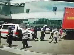 嘉義民雄工廠鍋爐爆炸 1員工受傷送醫