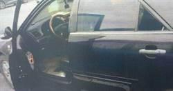 雙北慣犯無錢生活 砸6輛汽車行竊