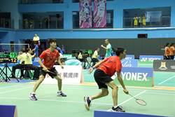 羽球》全國團體錦標賽 國體大乙組三連霸