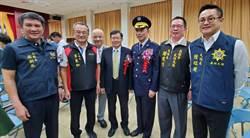 劉柏良掌高市警長 宣布不容特種行業成治安破口