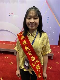 越南出生鄭翠玄在台灣3年 從不會中文到考上清大