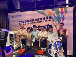 台灣運動產業博覽會  南強工商示範電腦水冷改裝技術
