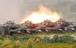 聯兵營操演 500兵力就能戰鬥