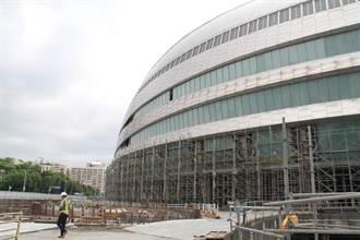大巨蛋今取得建照 最快8月底復工