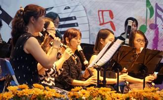 直笛教學技巧研習 台中教師專業再精進