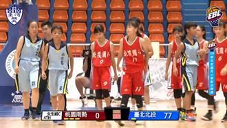 板橋慘案!國小女籃賽台北北投77:0屠殺桃園南勢 網全傻了