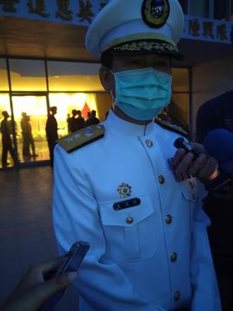 緬懷2名殉職官兵 海軍陸戰隊今晚點燈追思