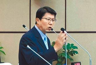 募款太沉重 謝龍介辭國民黨南市主委
