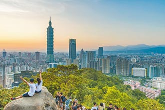 金融城巿評比 台北狂掉41名