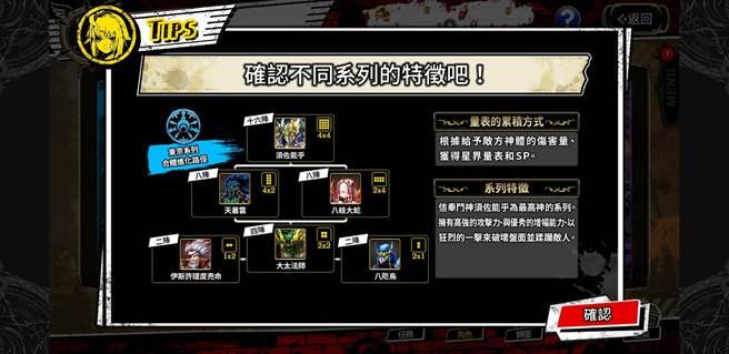不同勢力的差異在於「戰鬥方法」。(圖/NC Taiwan提供)