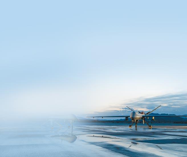 美軍「死神」MQ-9無人機。(取自美國空軍官網)