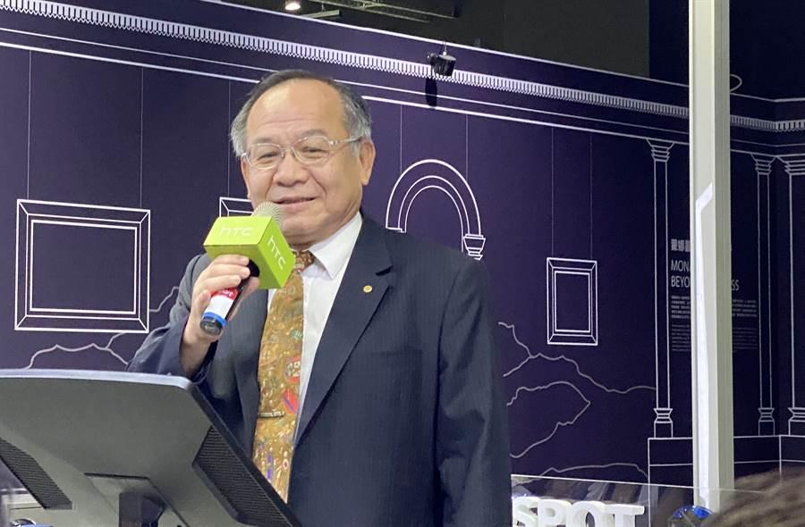 高雄市政府秘書長陳鴻益。(黃慧雯攝)