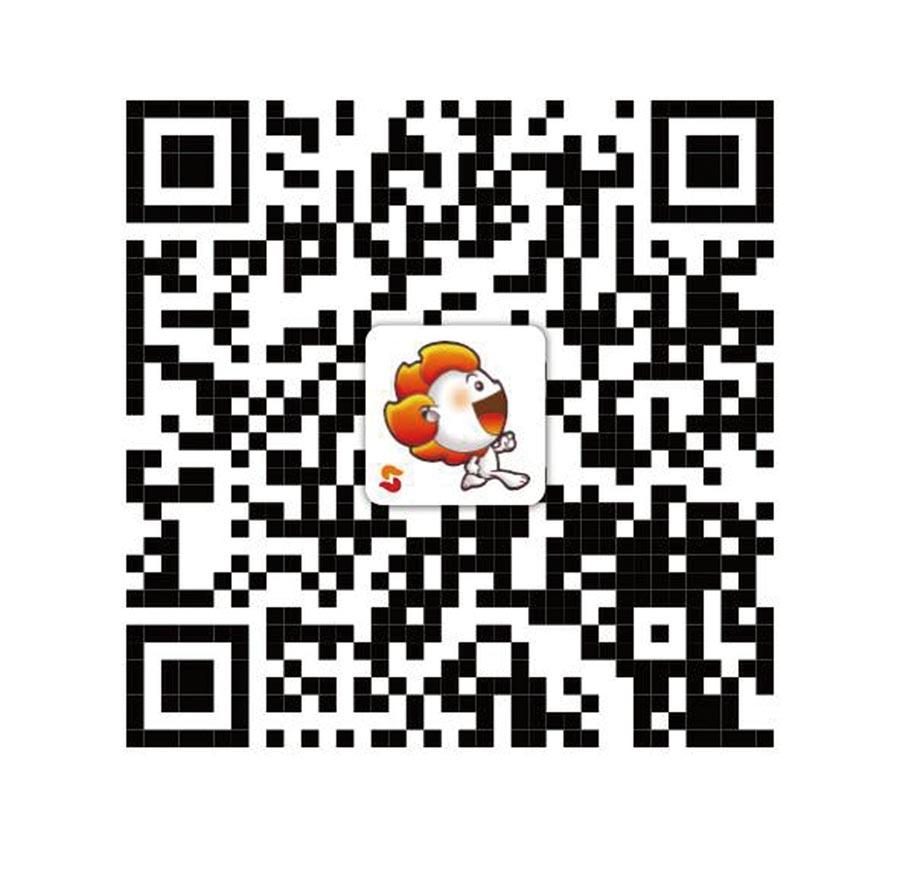 「日盛ONLINE」QRcode。
